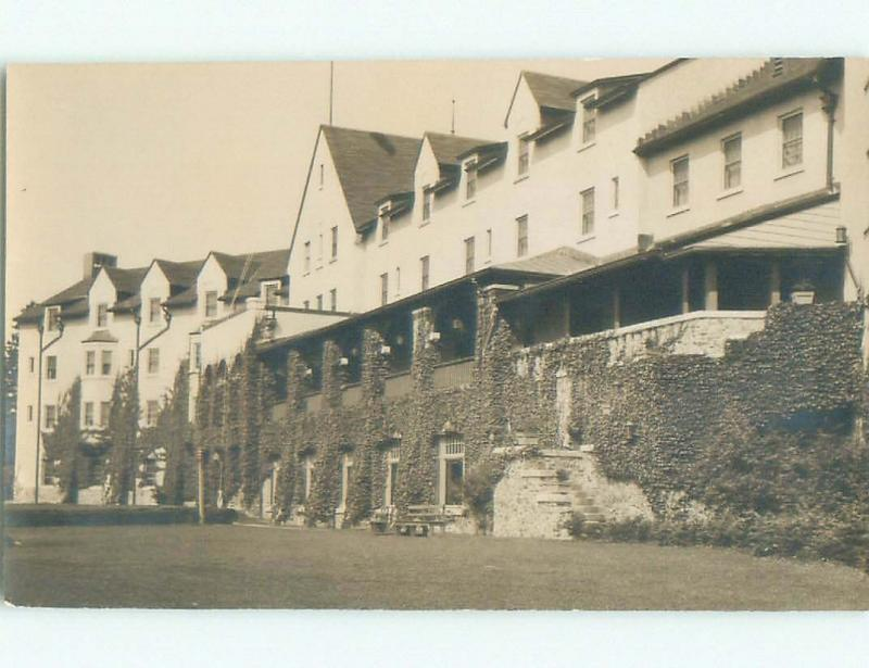 old rppc NICE VIEW Back Marked As Digby Nova Scotia NS W0837