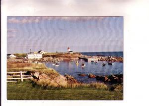 Lighthouse, Neil's Harbour Fishing Village, Cape Breton Postcards, Nova Scoti...