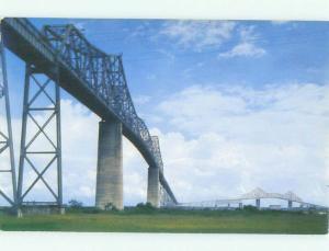 Pre-1980 BRIDGE SCENE Charleston South Carolina SC HJ0690