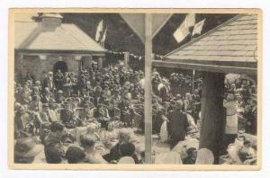 Banneux-Norte-Dame , Liège , Belgium 1910s   Benediction des malades lors d?...