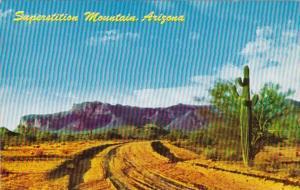 Arizona Superstition Mountain