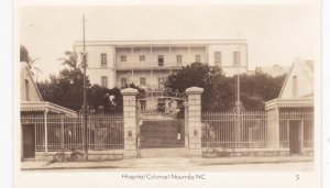 RP: NOUMEA, New Caledonia, 1920-40s; Hospital Colonial