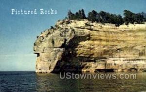 National Lakeshore Park Grand Marais MI Unused