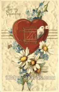 Valentines Day Postcard Post Cards