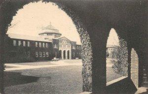 Millspaugh Hall UCLA University of California Los Angeles 1910s Vintage Postcard