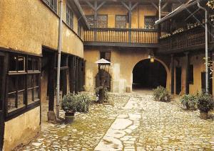 Weimar Kirms Krackow House Patio, Kirms Krackow Haus Innenhof