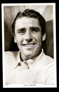 b6254 - Film Actor - Peter Lawford, Picturegoer Series. No.W.469 - postcard