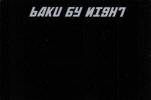 NEW Postcard, Soviet Baku USSR CCCP by Night, Humor, Novelty, Fun, Funny DN9