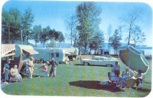 Chris & May's Pend Oreille Lake Resort Hope Idaho, ID, Chrome