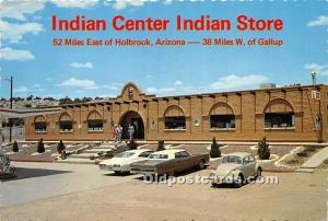 Indian Center Indian Store Gallup, New Mexico, NM, USA Indian Unused