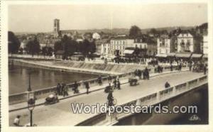 Chateau-Thierry, France, Carte, Postcard Le Pont sur la Marne  Le Pont sur la...