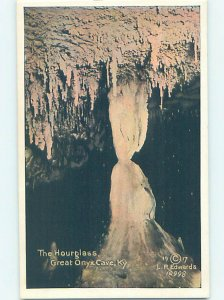 Linen GREAT ONYX CAVE Mammoth Cave National Park - Cave City Kentucky KY AD4489