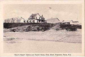 Biard's Beach Cabins & Tourist Home, Perce PQ
