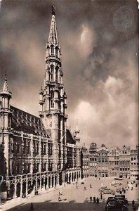 Town Hall Brussels Belgium 1956