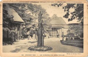 BR57107 Vue d ensemble du grand pavillon Cameron togo    Africa