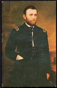 4320) General Ulysses S. Grant (1822-1885) President of United States - Chrome