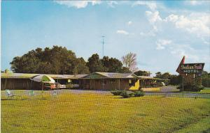 Oklahoma McAlester Indian Trail Motel