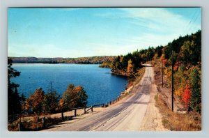 Ontario- Canada, Lake of Two Rivers, Algonquin Park, Chrome Postcard