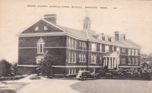 DANVERS , Massachussets, PU-1947; Essex County Agricultural School
