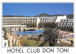 Spain Hotel Club don Toni Ibiza Swimming Pool