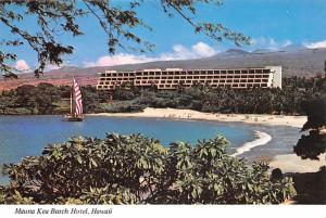 Mauna Kea Beach Hotel - The Big Island, Hawaii, USA
