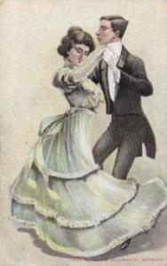 Deustchland Germany Romantic Couple Dancing