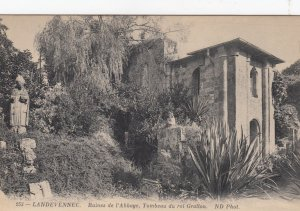 LANDEVENNEC, France , 00-10s ; Ruines de l'Abbaye