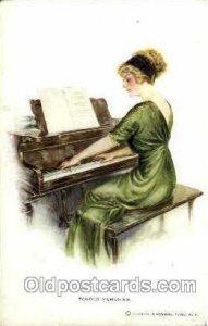 Artist Signed Earl Christy 1918