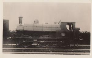 Lancashire & Yorkshire Railway 0-6-0 No 546 Barton Goods Train Old Real Photo...