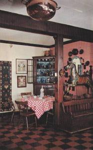 Marjory Hendricks'  Water Gate Inn,   Washington D.C.,   40-60s
