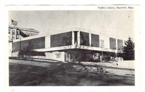 Public Library, Haverhill, Massachusetts, 10-20s