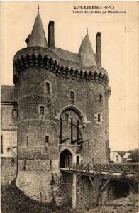 CPA  Les Iffs (I.-et-V.) - Entrée du Cháteau de Montmuran    (584945)