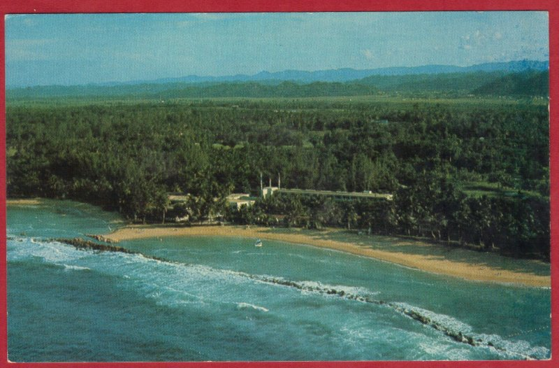 DORADO BEACH HOTEL & TENNIS CLUB, PUERTO RICO  SEE SCAN  PC64