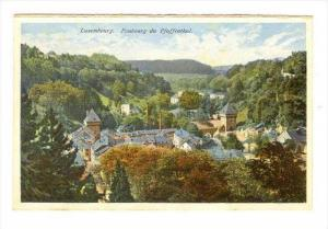 Luxembourg. Faubourg du Pfaffenthal, 00-10s