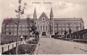 Norway -  Hoiskolen, Trondheim 1927