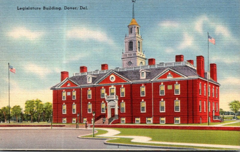 Delaware Dover The Legislative Building
