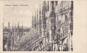 Italy Milano Duomo Particolare 1913