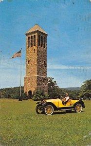 Vinatge Auto Pre 1950 Post Card 1914 Locomobile Gentleman's Speedster Lu...