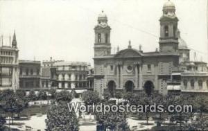 Montevideo Uruguay, South America Melso Municipal de Frepasandaa Real Photo M...