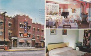 3-Views, Hotel Royal (La Tuque) Ltee, Quebec, Canada, PU-1983