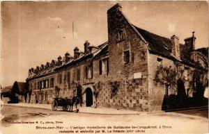 CPA DIVES-sur-MER - L'antique Hostellerie de Guillaume-le-Conquerant (383437)