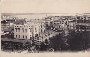 Quartier De La Gare, Bizerte, Tunisia, Africa, 1910-1920s