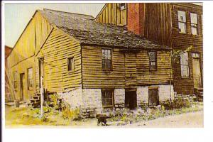 Huckleberry Finn House, Hannibal  Missouri,