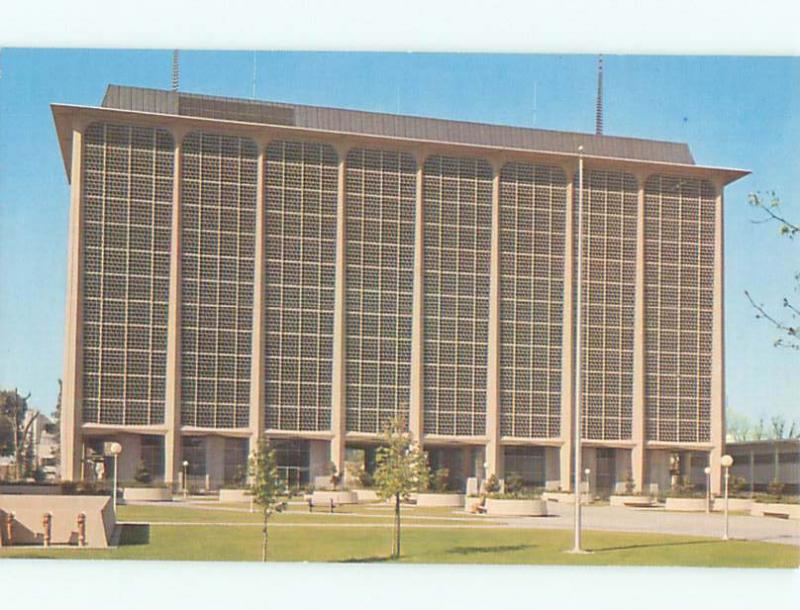 Unused Pre-1980 COURT HOUSE Fresno California CA n4262