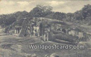 Gal Vihare Polonnaruwa Ceylon, Sri Lanka Unused