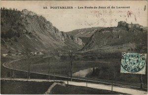 CPA PONTARLIER - Forts du Joux et du Larmont (131350)