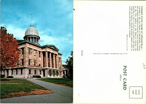Former State House at Springfield, Illinois