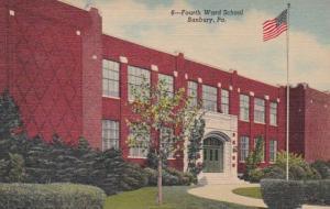 Pennsylvania Sunbury Fourth Ward School