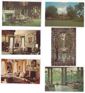 Old Westbury Gardens Long Island NY House Room Interiors (6)