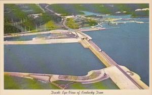 Kentucky Ducks Eye View Of Kentucky Dam